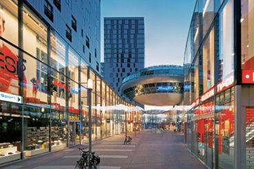 De stedelijkheid van Zoetermeer Spazio-stadshart
