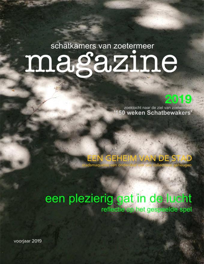 Magazine 3 Voorjaar 2019