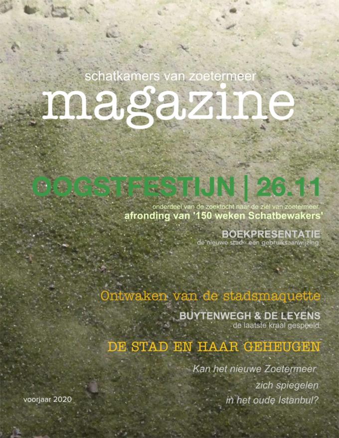 Magazine 4 Voorjaar 2020
