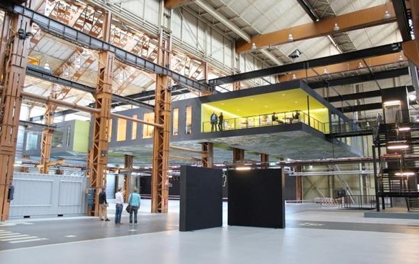 RDM campus na transformatie – foto RDM Campus